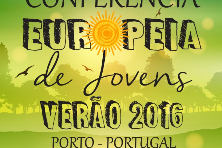 Invitation Letter: European Youth Conference Summer 20016 Porto – PT