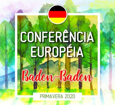 European Conference of Churches – Spring 2020 – in Baden-Baden, Germany.